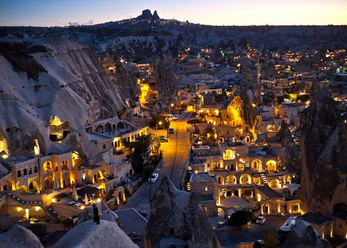Kapadokya Göreme Ulaşımı